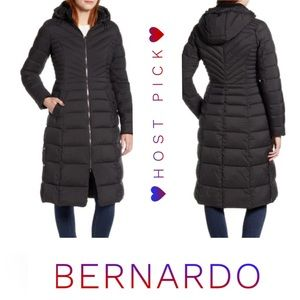 HOST PICK🎉🎊Bernardo quilted long jacket